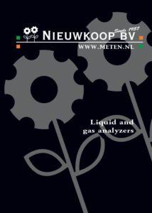 Kaft industriele catalogus
