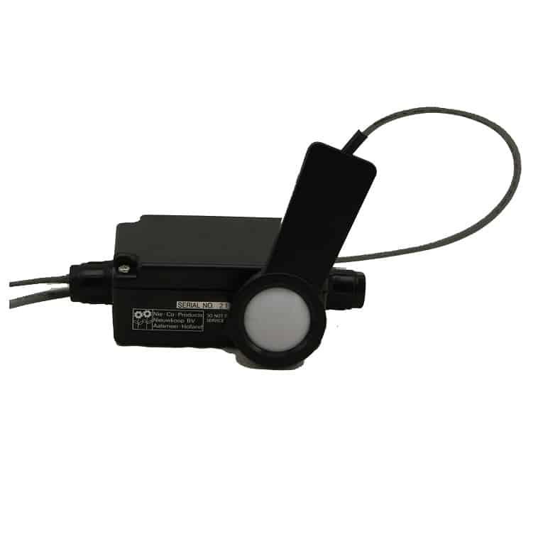 Lux-sensor, 0-50 000 lux, 0-10V, DXT-101V