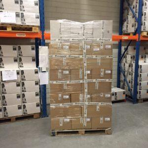 Logistiek pallet
