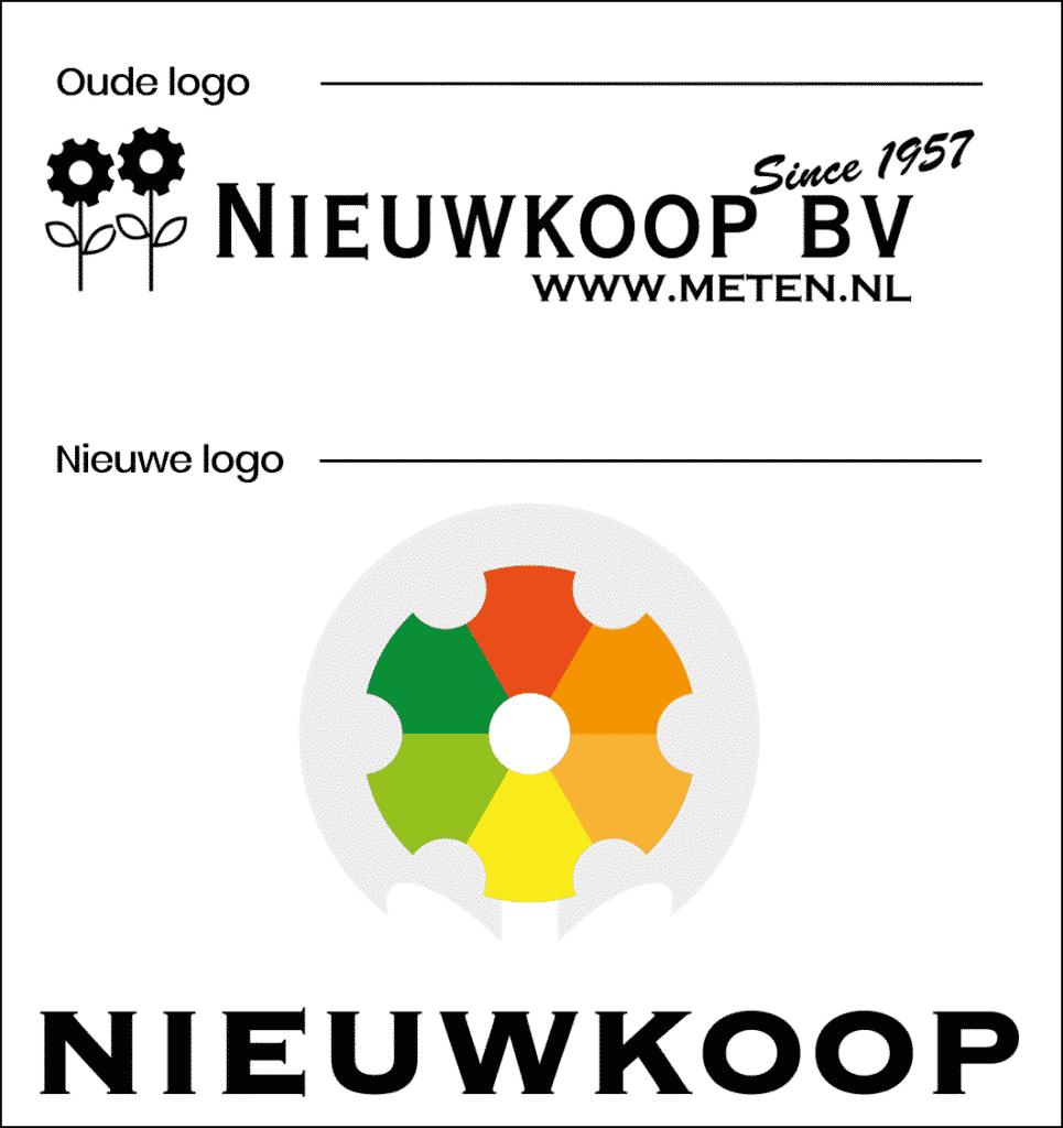 Logo verandering NL